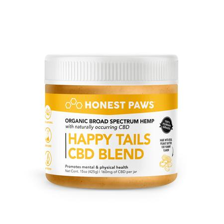 Honest Paws Dog CBD Peanut Butter